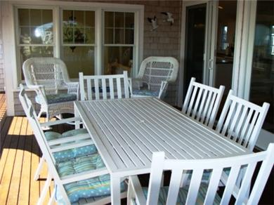 West Yarmouth Cape Cod vacation rental - Covered Porch - Water Views