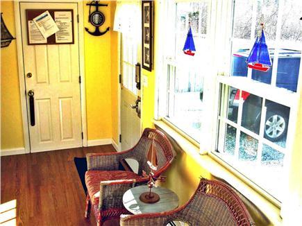 West Yarmouth Cape Cod vacation rental - Sunroom