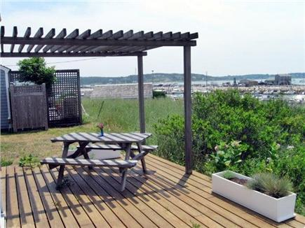 Wellfleet Cape Cod vacation rental - Outside dining at its best