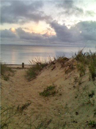 Wellfleet Cape Cod vacation rental - 10-minute walk to bay beach