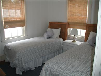 West Harwich Cape Cod vacation rental - New beds, lots of morning sun.