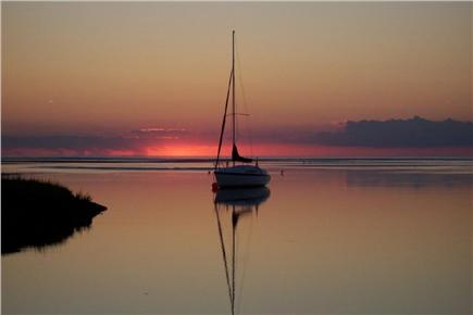 Eastham Cape Cod vacation rental - Magnificent Sunsets at Boat Meadow