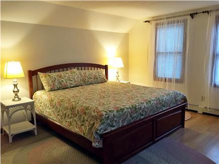 Eastham Cape Cod vacation rental - Master Bedroom, Second Floor