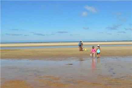South Orleans Cape Cod vacation rental - Skaket Beach - Cape Cod Bay