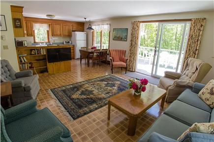 South Orleans Cape Cod vacation rental - Living area