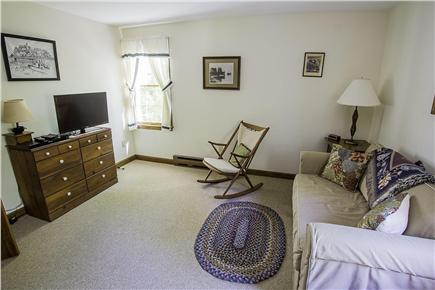 South Orleans Cape Cod vacation rental - Bedroom #2/den - pullout couch 1rst floor
