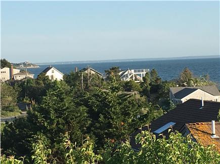 Wellfleet Cape Cod vacation rental - View from roof deck