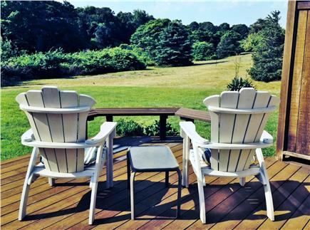 Dennis Cape Cod vacation rental - View from deck