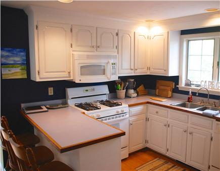 Brewster Cape Cod vacation rental - Fully Equipped Freshly Painted Kitchen