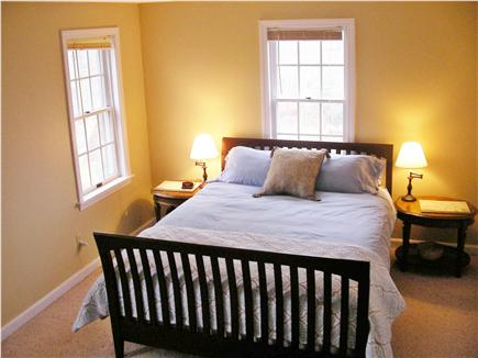 Brewster Cape Cod vacation rental - Master Bedroom with Queen size bed