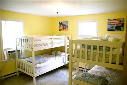 Brewster Cape Cod vacation rental - Dual Bunk Beds