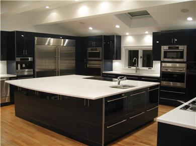Kingston MA vacation rental - Thumbs-up to a throw-down in your Master Kitchen!