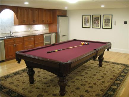 Kingston MA vacation rental - Or shoot some pool - that's always cool!
