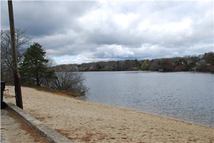South Yarmouth Cape Cod vacation rental - Long Pond beach with playground, basketball court (1/10th mi.)