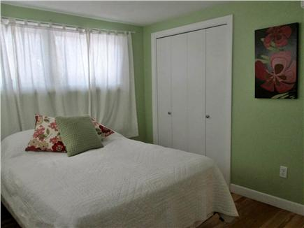 South Yarmouth Cape Cod vacation rental - Bedroom #2 - Bright room with full bed, dresser and closet.