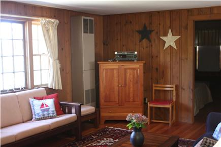 Chatham Cape Cod vacation rental - another view of family room