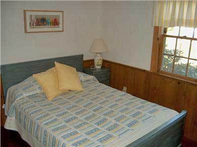 Chatham Cape Cod vacation rental - Bedroom 2 with double sized bed
