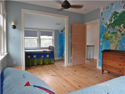 South Truro Cape Cod vacation rental - Guest room nicknamed ''The Situation Room''.
