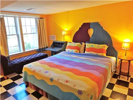 South Truro Cape Cod vacation rental - 4th bedroom in the half-basement.