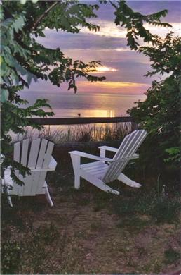 Eastham Cape Cod vacation rental - Incredible sunsets from your patio