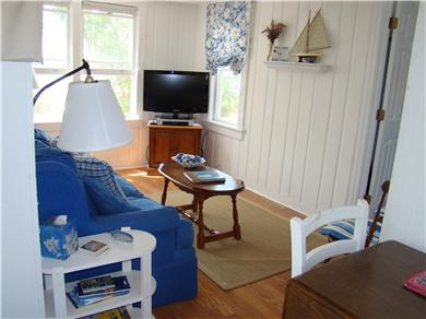 Eastham Cape Cod vacation rental - Flat screen cable TV , DVD and  WiFi