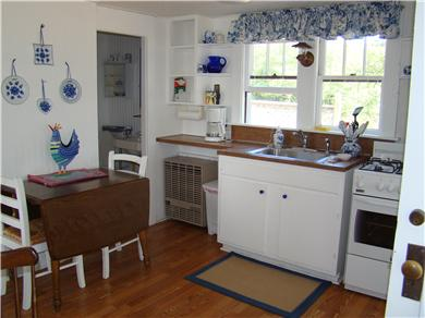 Eastham Cape Cod vacation rental - Clean and fully equipped kitchen