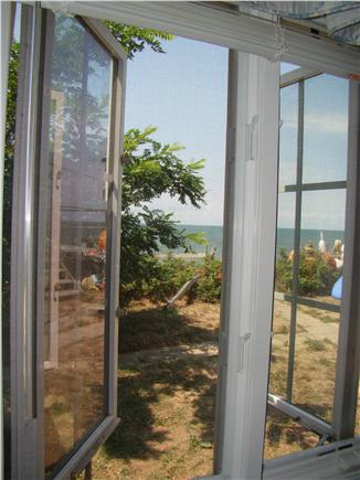 Eastham Cape Cod vacation rental - Amazing view from the bedroom