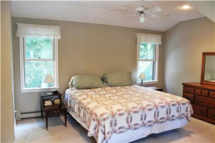 West Falmouth/Old Silver Beach Cape Cod vacation rental - Master bedroom - lots of space