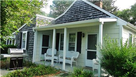 Dennis Port Cape Cod vacation rental - Separate cottage in backyard sleeps 4 more