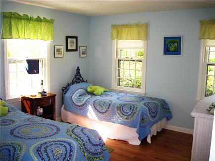 Harwich Cape Cod vacation rental - Twins, new mattresses, toys, games and books for the kids