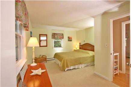 Eastham Cape Cod vacation rental - Master bedroom, main floor