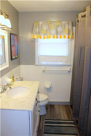 Eastham Cape Cod vacation rental - First Floor Bathroom