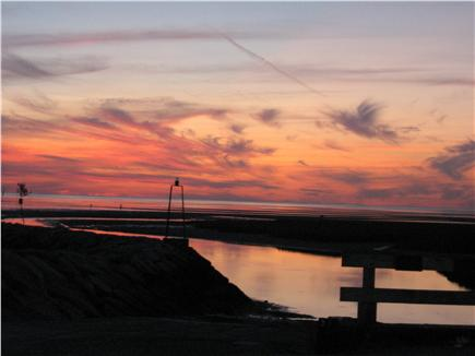 Hyannis Cape Cod vacation rental - Cape Cod sunsets are BEAUTIFUL!!
