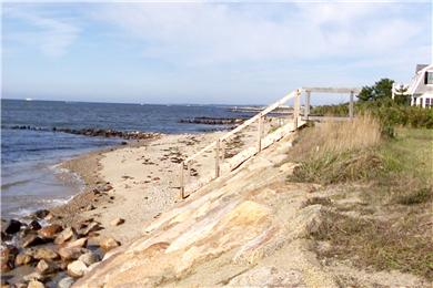 East Falmouth Cape Cod vacation rental - Beach views on Davis Neck Road