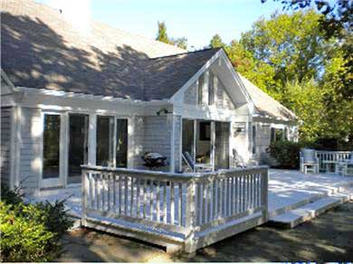 East Falmouth Cape Cod vacation rental - Falmouth Vacation Rental ID 18451