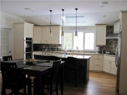 North Falmouth Cape Cod vacation rental - Dining area with seating for 8