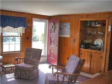 Mashpee, Popponesset Cape Cod vacation rental - Large, Cozy Living Room