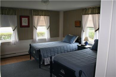 Chatham Cape Cod vacation rental - First floor bedroom