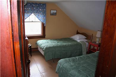Chatham Cape Cod vacation rental - 1 of 2 identical upstairs bedrooms
