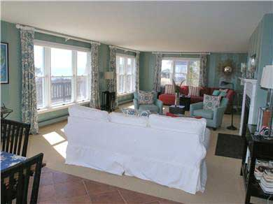 Falmouth Cape Cod vacation rental - Gather to play games, read books, or simply enjoy the view