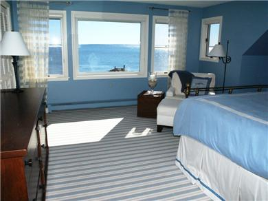 Falmouth Cape Cod vacation rental - Wake up to the vast ocean view
