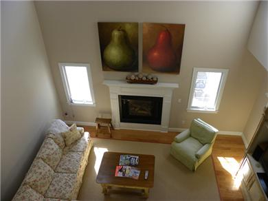 Falmouth Cape Cod vacation rental - View from second story