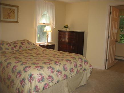 Orleans Cape Cod vacation rental - Second floor master, queen bed and private bath with shower.