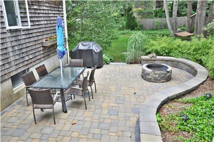 Chatham Cape Cod vacation rental - Outdoor fire pit