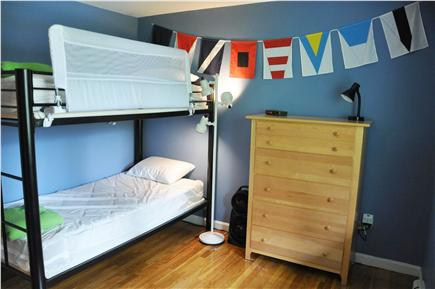 Chatham Cape Cod vacation rental - Upstairs bunk room
