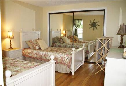 New Seabury, Mashpee New Seabury vacation rental - Second full bedroom.