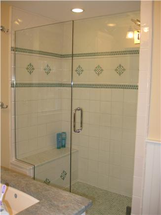West Yarmouth Cape Cod vacation rental - Large -new shower in downstairs Bath