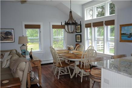 West Yarmouth Cape Cod vacation rental - Dining area, seating for 8