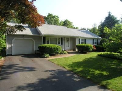 Yarmouth Port Cape Cod vacation rental - Front
