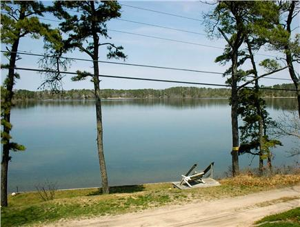 Harwich Cape Cod vacation rental - Long Pond View